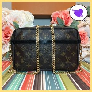 Louis Vuitton Authentic Compiegne Clutch 23